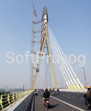 Signature Bridge, Delhi